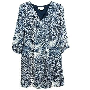 Micheal Kors Women's Animal Print Tunic Top 11K